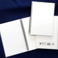 Spiral wire notebook : PP cover